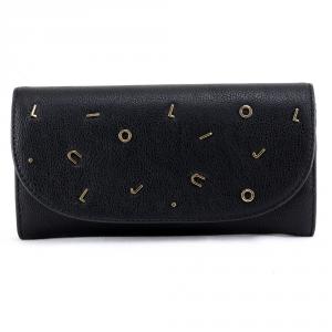 Woman wallet Liu Jo ESCLUSIVA N69097 E0031 NERO