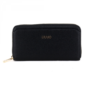 Woman wallet Liu Jo ATTRAENTE N69132 E0027 NERO