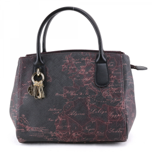 Hand and shoulder bag Alviero Martini 1A Classe GEO ROSEWOOD GN56 9571 310 CABERNET