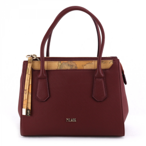Hand and shoulder bag Alviero Martini 1A Classe SKY CITY GN32 9407 310 CABERNET