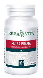 MUIRA PUAMA - INTEGRATORE TONICO 60 CAPSULE ERBAVITA