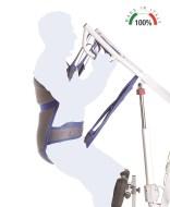 Imbracatura dorsale pelvica