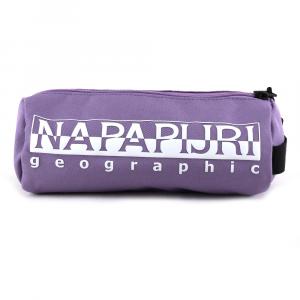 Beauty case Napapijri HAPPY PENCIL CASE N0YI0I V26 ORCHID VIOLET