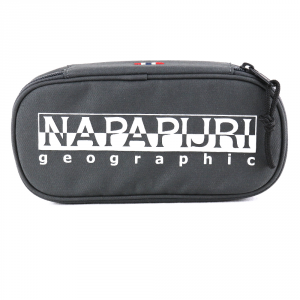 Beauty case Napapijri HAPPY PEN ORGANIZER N0YID4 198 DARK GREY