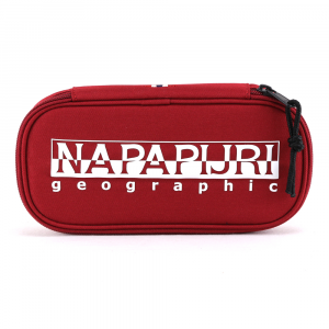 Beauty case Napapijri HAPPY PEN ORGANIZER N0YID4 R01 RED SCARLET