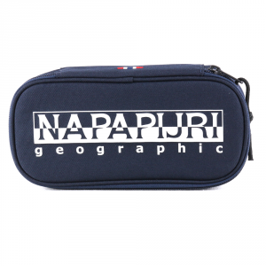 Beauty case Napapijri HAPPY PEN ORGANIZER N0YID4 176 BLU MARINE