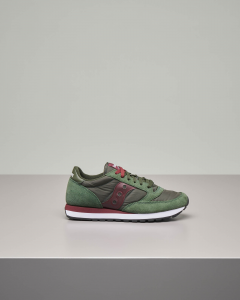 Sneakers Jazz O' verde militare
