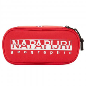 Beauty case Napapijri HAPPY PEN ORGANIZER N0YID4 R70 TRUE RED