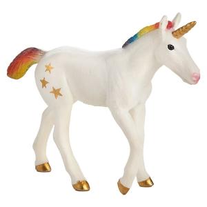 Statuina Animal Planet Cucciolo di unicorno Arcobaleno
