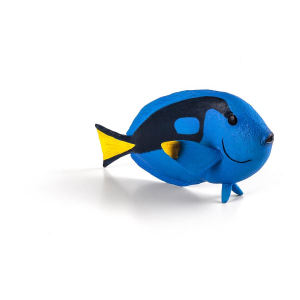 Statuina Animal Planet Pesce chirurgo blu
