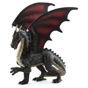 Statuina Animal Planet Drago D'acciaio