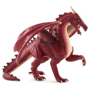 Statuina Animal Planet Drago Rosso