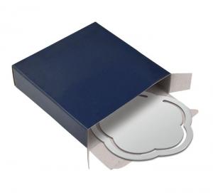 Segnalibro nuvola silver plated