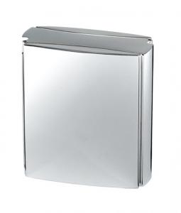 Orologio portafoto silver plated