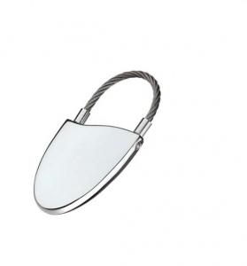 Portachiavi silver plated