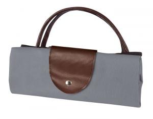 Shopping bag grigia