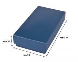 Portachiavi tondo silver plated cm.3x9x1h