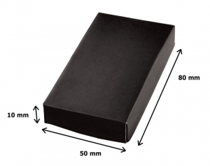 Portachiavi toledo cromato cm.6,6x2,6x1h