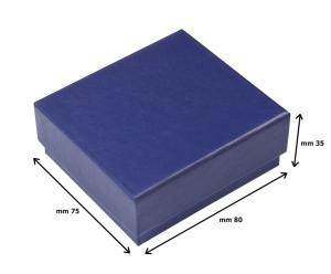 Gemelli ovali argentati argento set 2 pezzi cm.1,8x1,5x1,5h