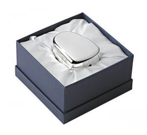 Lampada aladino lux box in silver plated