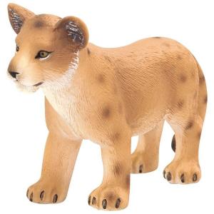 Statuina Animal Planet Cucciolo di leone in piedi