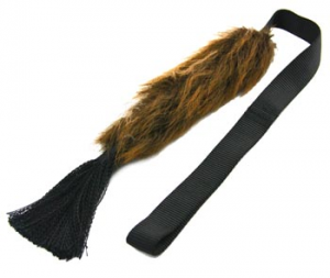 Tug Genuine Dog Gear Bison Tail