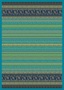 Bassetti Plaid Granfoulard 155x220 cm CERVINO v.2 green