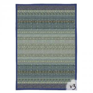 Bassetti Granfoulard MAXI Plaid PIERMARINI var.3 270x250 grigio-blu