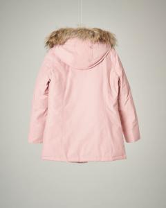 Arctic parka rosa 12-14 anni