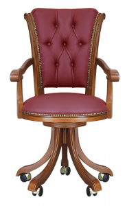 Sedia Poltrona per ufficio classica