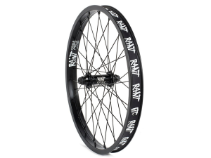 Party On V2 Ruota Anteriore Bmx Rant | Colore Black