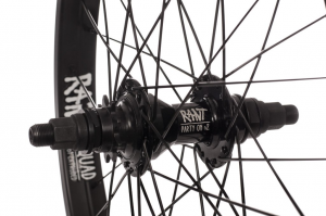 Party On Ruota Posteriore Cassette Bmx Rant | Colore Black