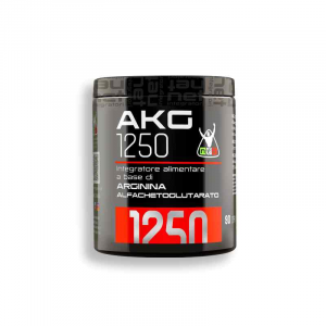 AKG 1250 - Arginine to increase the levels of NO and vasodilation