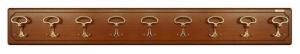 Pannello appendiabiti Cappelliera 9 elementi