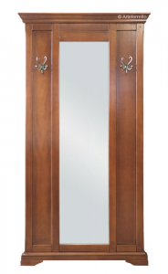 Pannello ingresso con specchiera