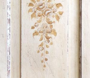 Armadio alto artigianato - pezzo unico
