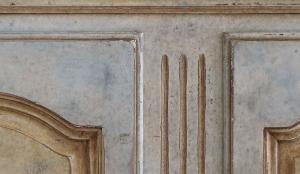 Credenza artistica 'Old Verona' - pezzo unico