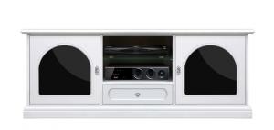 Mobile TV 'Plex & white'