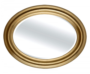 Specchiera ovale 'Ipnos'