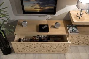 Composizione soggiorno moderna 'Dubai'