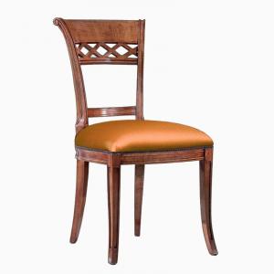Sedia in legno 'Jet set'