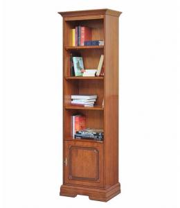 Libreria salvaspazio con anta