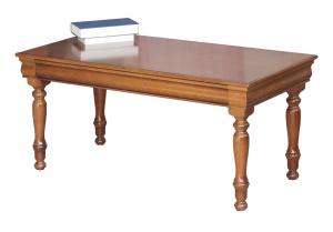 Tavolino basso in stile Luigi Filippo