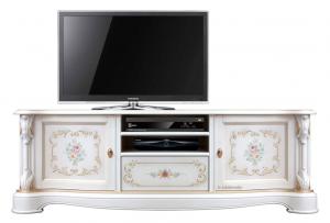 Mobile Tv decorato laccato