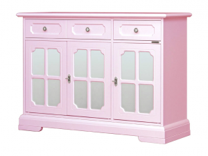 Credenzina pink-Luxury