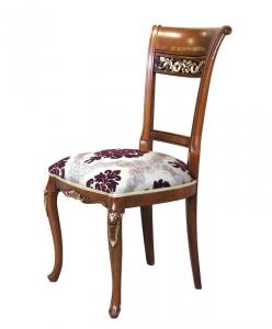 Sedia in stile 700 veneziano