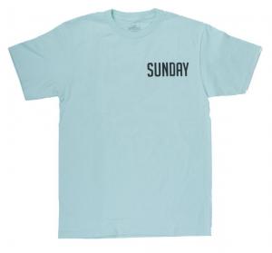 Sunday Badge T-Shirt