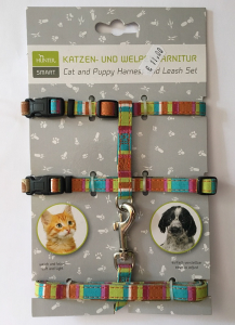 Hunter Smart Pettorina e guinzaglio