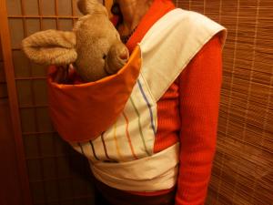 Mei Tai Marsupio/Fascia porta bebè