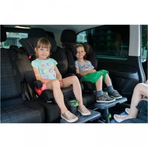 Poggiapiedi universale per seggiolino auto - KneeGuard Kids